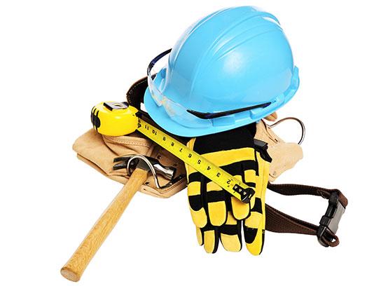 عکس ابزار ساختمان سازی