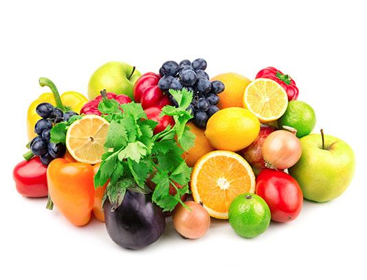 عکس میوه و سبزیجات