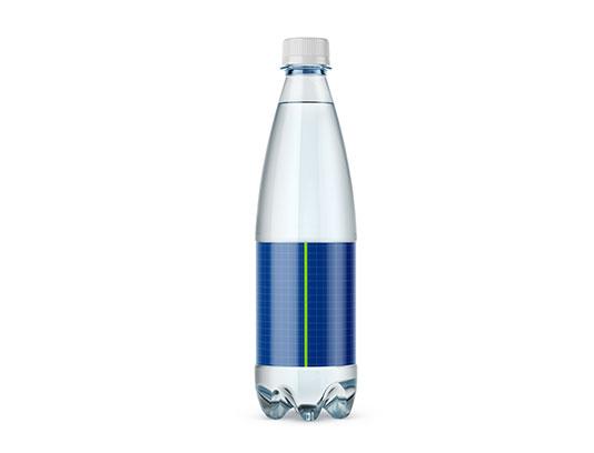 موکاپ بطری آب معدنی کوچک